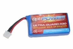 Optipower ULTRA-GUARD 430 Back Up Solution LiPo Akku