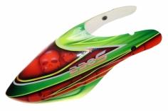 Fusuno Skoul Airbrush Fiberglass Haube für Blade 230S