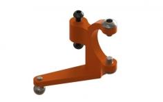 OXY Ersatzteil Heckanlenkarm in orange für OXY3 Tareq Edition