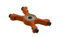 OXY Ersatzteil Unterer Lagerbock in orange für OXY3 Tareq Edition