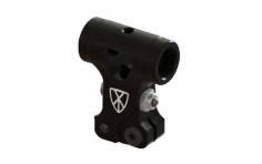 OXY Ersatzteil Rotorkopf in schwarz für OXY3 Tareq Edition