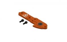 OXY Ersatzteil Heckgehäuseplatte rechte Seite in orange für OXY3 Tareq Edition