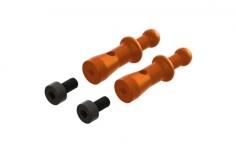 OXY Ersatzteil Kabinenhaubenhalter in orange für OXY3 Tareq Edition