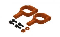 OXY Ersatzteil Heckservobefestigung in orange für OXY3 Tareq Edition