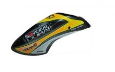 OXY Ersatzteil Kabinenhaube in gelb/grau für OXY3 Tareq Edition