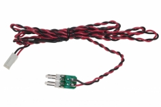 Unilight Y-Adapterkabel 1m inkl 2 Lichter