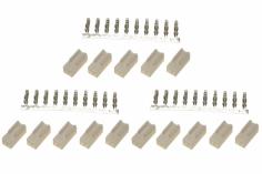 Unilight Stecker zum Crimpen 15 Stück