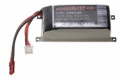 Unilight LiPo Akku 2S 1600mAh
