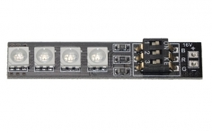 RGB LED Platine für 4S