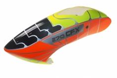 Fusuno Extremat Airbrush fiberglas Haube für Blade 270CFX
