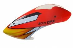 Fusuno Angry Bird Airbrush fiberglas Haube für Blade 270CFX