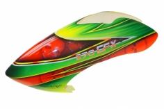 Fusuno Skoul Airbrush fiberglas Haube für Blade 270CFX