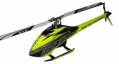 Goblin 500 Sport carbon/gelb