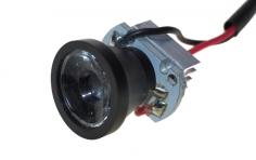 Unilight Strahler Eco 60° 19mm 4W in weiss als Scheinwerfer für 500er