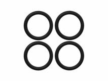 Rakonheli Motorkabelhalter O-Ring 6x1mm in schwarz für Blade Inductrix