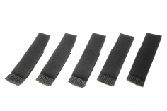 Kabelverschluss-System Fastech selbstklebend 5 Sets 20x75mm