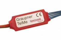 Kontronik Regler TelMe Graupner Hott