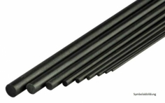 CFK-Rundstab Ø4,0mm x 1m