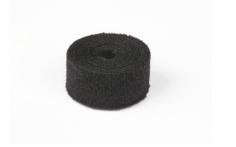Graupner Klettband in schwarz 1000mm