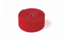 Graupner Klettband in rot 1000mm