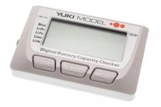 Digitaler Battery Checker NiCd, NiMH, LiFE, LiPo