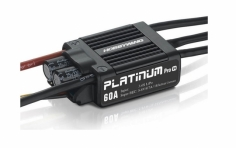 Hobywing Regler Platinum Pro 60A 2s bis 6s BEC 7A