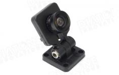 Diatone FPV Kamera 600TVL 120° micro FPV Cam in schwarz / schwenkbare Halterung