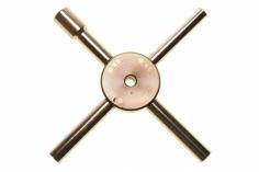 4 in 1 Steckschlüssel mit 4, 5, 5.5, 6mm