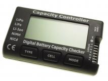 Digitaler Battery Checker 2-7S