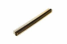 Stiftleiste gerade 2,54mm, 40 Pins, 3 reihig