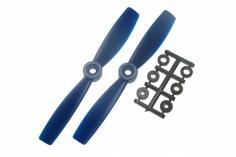 HQ Propeller Bullnose Glasfaser verstärkt blau 5x4,5 2 Stück ccw