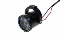 Unilight Suchscheinwerfer 24mm 4Wx2 in weiß