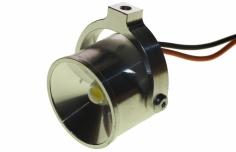 Unilight Suchscheinwerfer 25mm 4W x 2 in weiß
