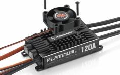 Hobbywing Regler Platinum Pro HV-120A V4 3-6s Lipo BEC 10A