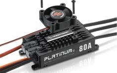 Hobbywing Regler Platinum Pro 80A V4 3-6s Lipo BEC 7A
