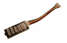Balancer Adapterplatine mit XH Anschluß am Ldegerät für Akkus mit XH Balancer 2-
