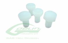 Nylonschraube M8x20mm 4 Stück für Goblin 630/700