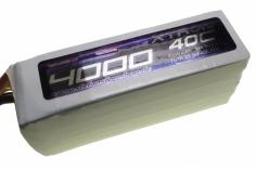 SLS Akku XTRON 4000mAh 7S1P 25,9V 40C/80C