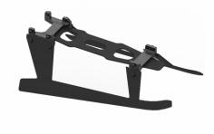 OXY Ersatzteil Landegestell V2 aus Aliminium für den OXY3 Tareq Edition