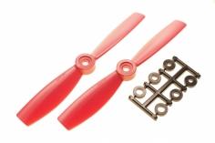 HQ Propeller Bullnose Glasfaser verstärkt pink 5x4,5 2 Stück cw