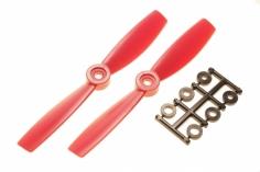 HQ Propeller Bullnose Glasfaser verstärkt pink 5x4,5 2 Stück ccw