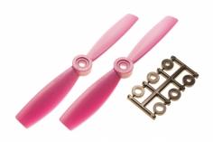 HQ Propeller Bullnose Glasfaser verstärkt violette 5x4,5 2 Stück cw