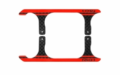 Rakonheli Landegestell Ersatzkufen in rot für Blade 120 S und 120 S2