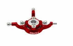 Rakonheli Taumelscheibe in rot für Blade 120 S und 120 S2