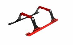 Rakonheli Landegestell Carbon in rot für Blade 120 S und 120 S2