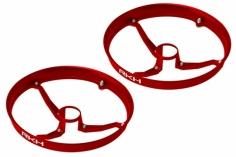 Rakonheli Propellerschützer in rot für Blade Inductrix