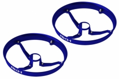 Rakonheli Propellerschützer in blau für Blade Inductrix