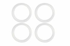 Rakonheli Motorkabelhalter O-Ring 6x1mm in weiß für Blade Inductrix