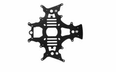 Rakonheli Hauptrahmen aus carbon für Blade Inductrix 200