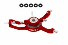 Rakonheli Taumelscheibe in rot für Blade Nano CPX, CPS und S2
